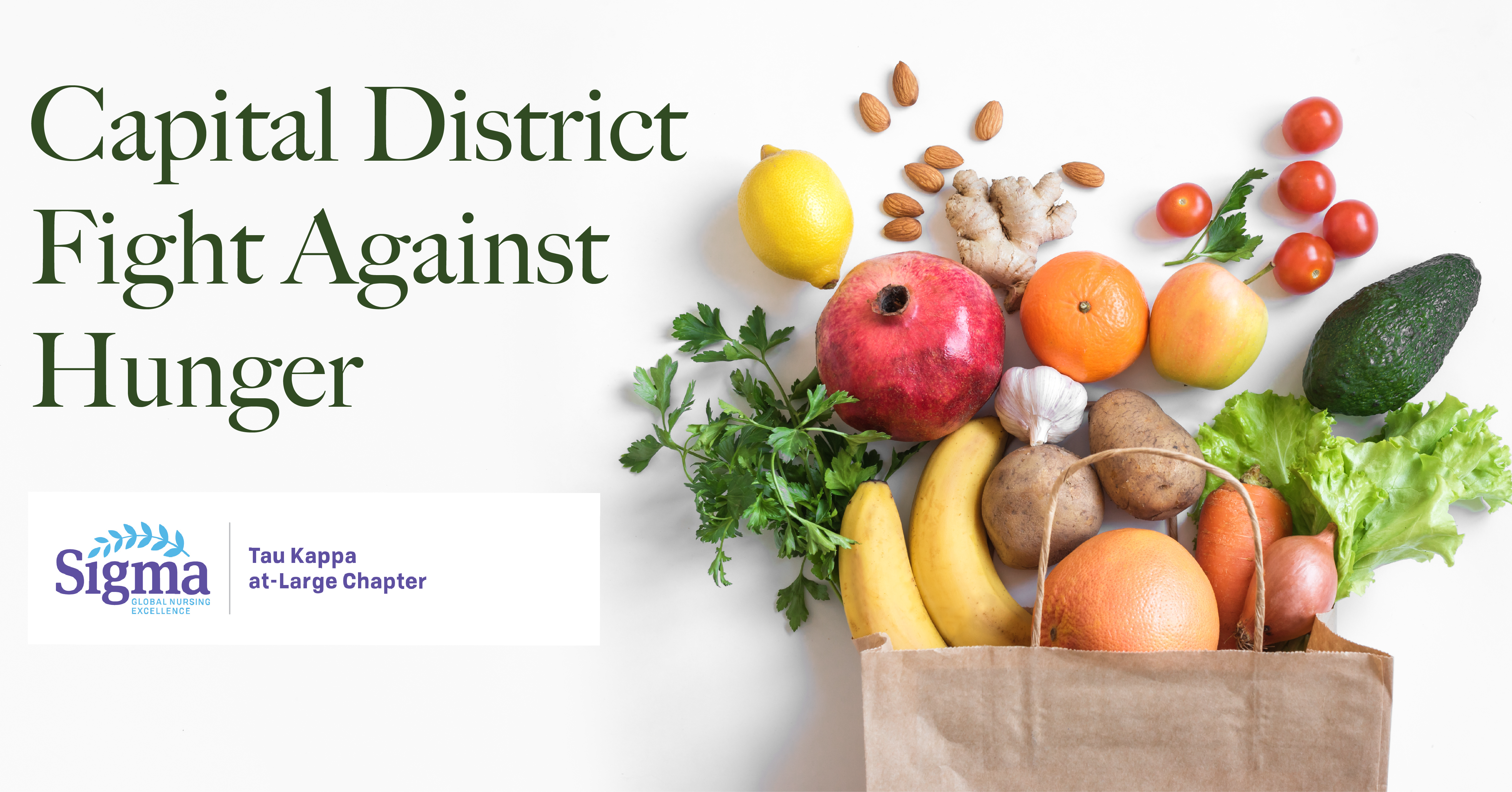 Capital District Fight Against Hunger